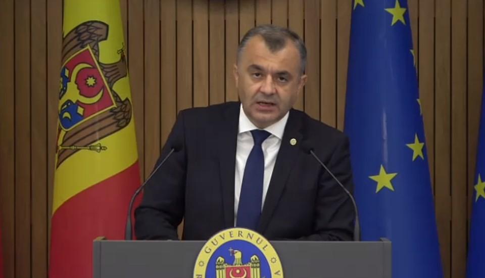 Премьер-министр Ион Кику заявил, что в Молдове до 31 августа продлевается чрезвычайное положение в области здравоохранении.