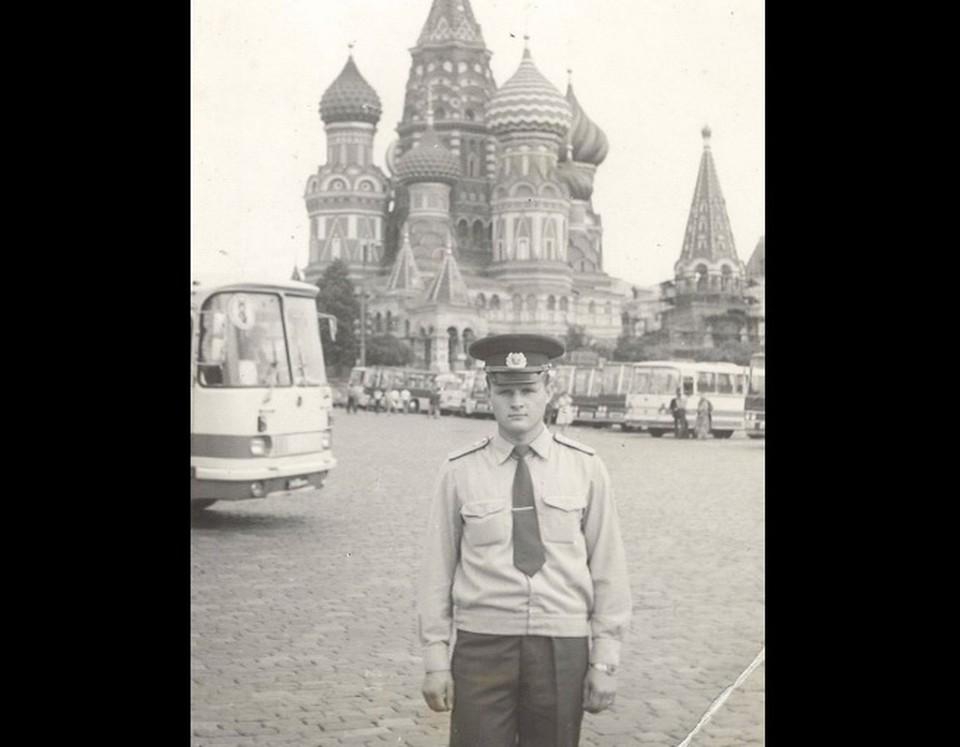 Петр Донцов во время Олимпиады-80 в Москве (Фото: соцсети).