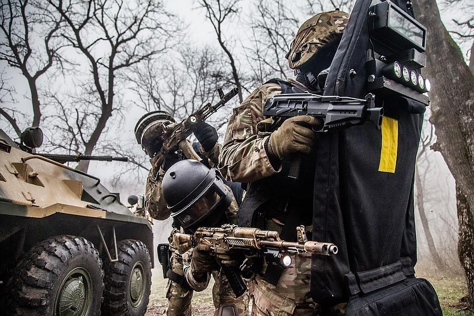 ФСБ задержали военного за связь с украинской разведкой