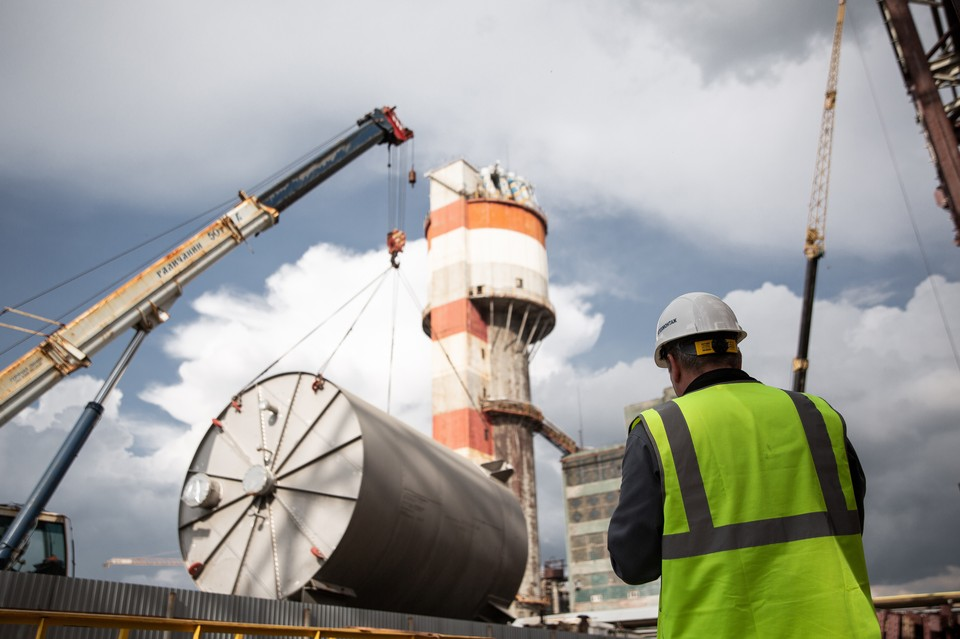 В модернизацию производства было инвестировано 3,6 млрд. рублей.