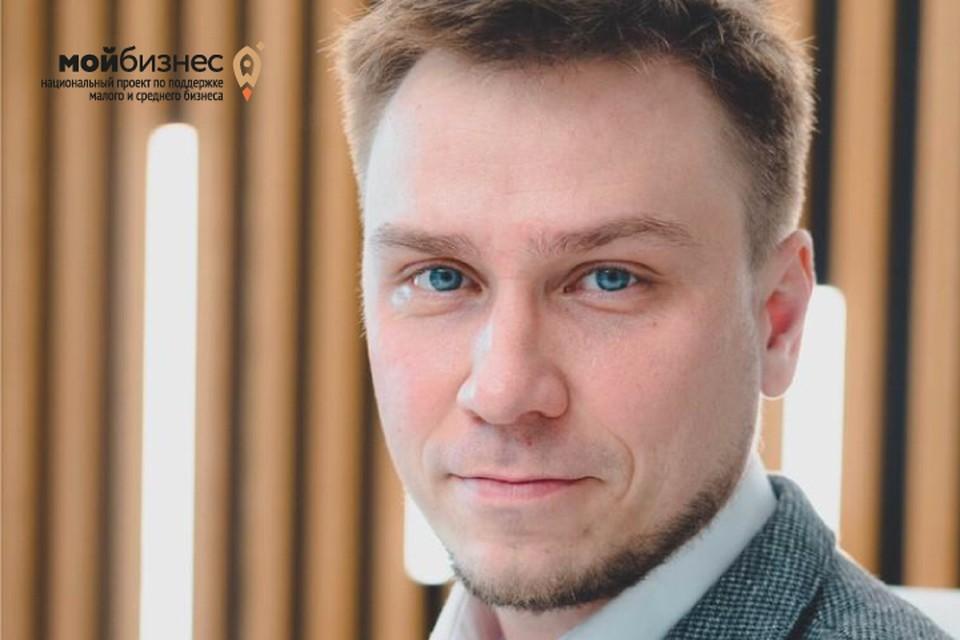 Директор Фонда поддержки предпринимательства и промышленности Ленинградской области Валерий Береснев. Фото из личного архива.