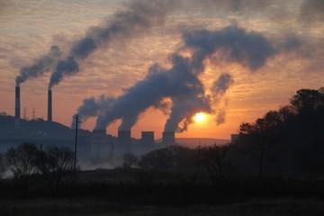 В России стартовал эксперимент по ограничению выбросов в атмосферу