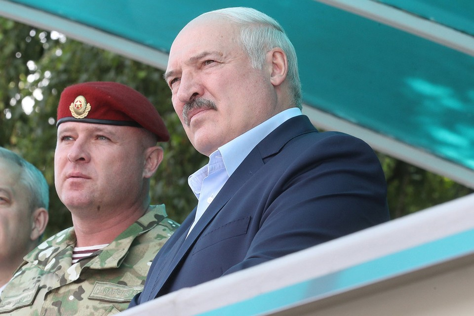 """""""У Александра Лукашенко сейчас две задачи - выиграть выборы любой ценой и легитимизировать их результаты в глазах Запада."""" Фото: Николай Петров/БелТА/ТАСС"""