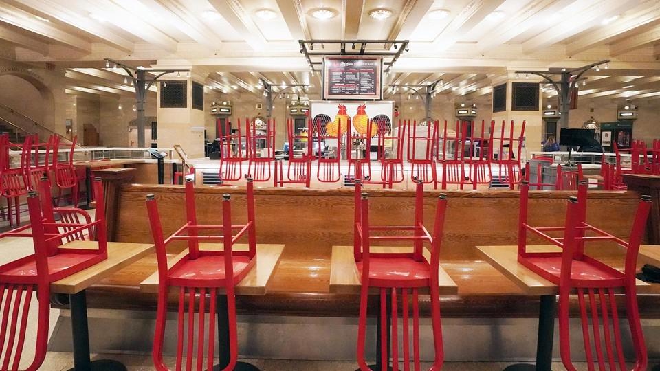Рестораны, кафе и террасы в Кишиневе разоряются из-за пандемии. Фото: tv8.md