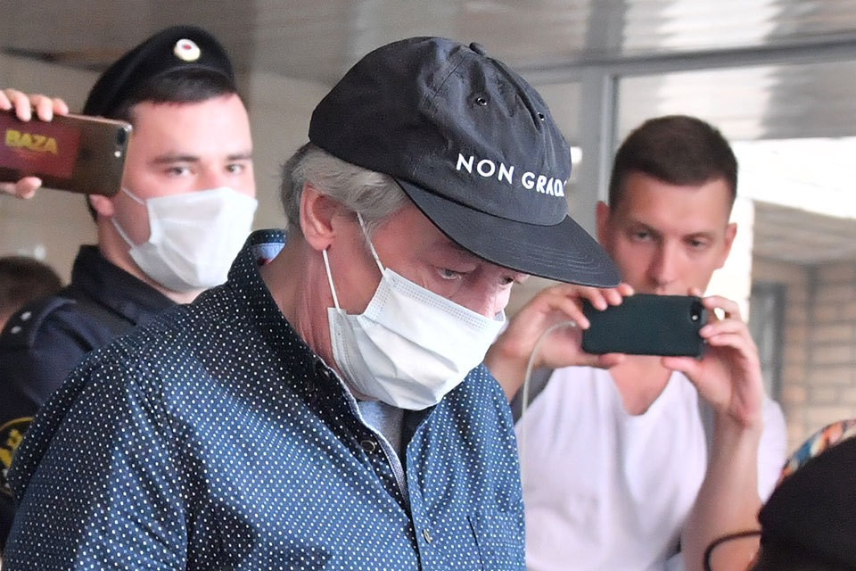 Расследование по делу Михаила Ефремова продолжается.