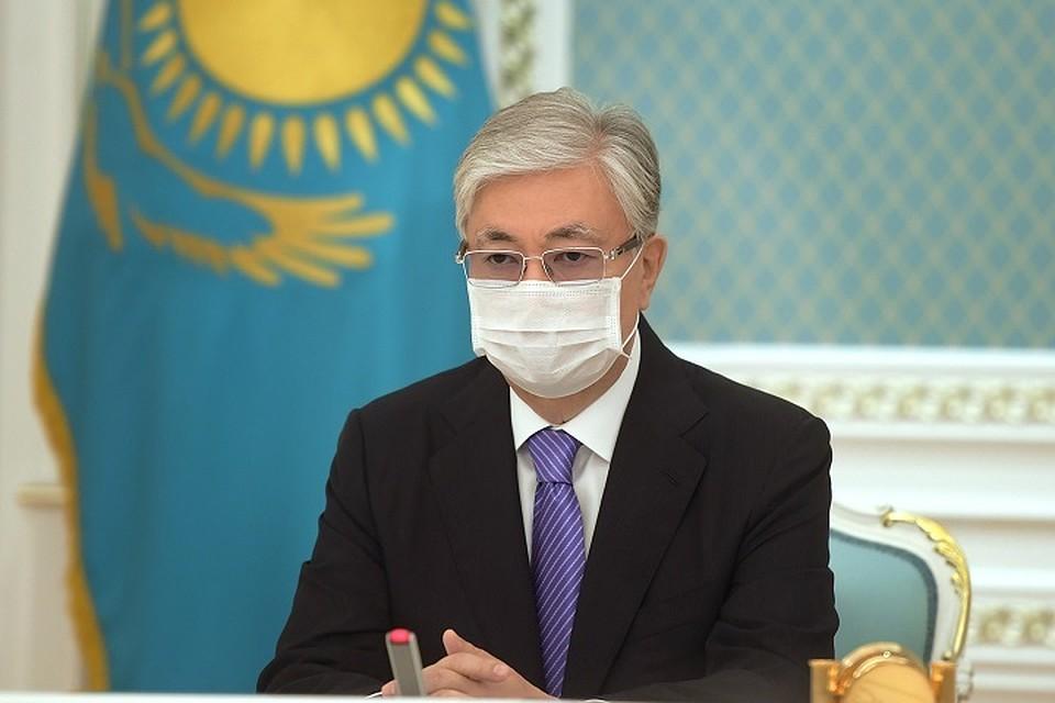 Касым-Жомарт Токаев: Болезнь вырывает из наших рядов сотни граждан