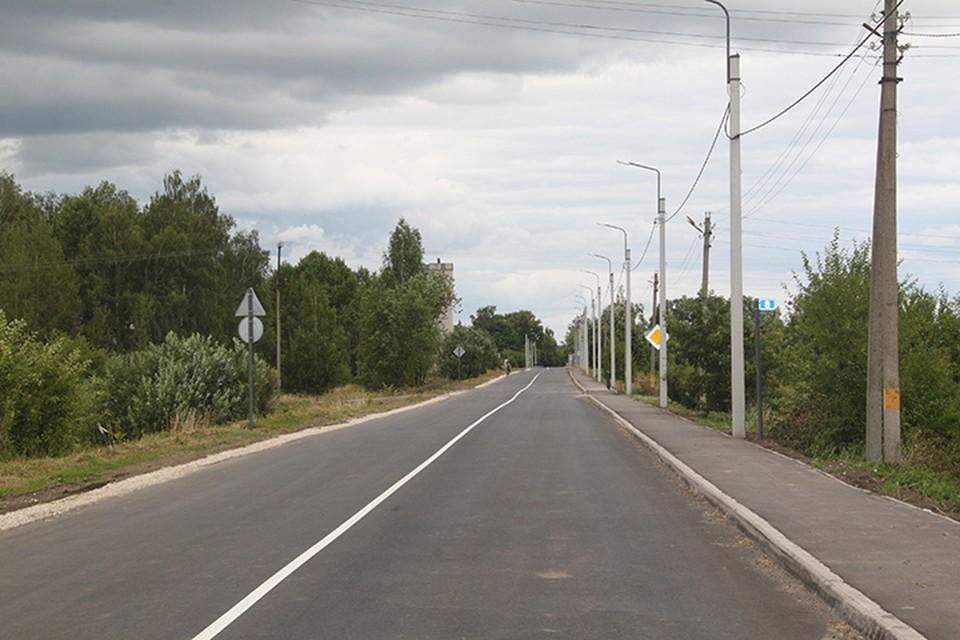Фото: Управление автомобильных дорог Брянской области.