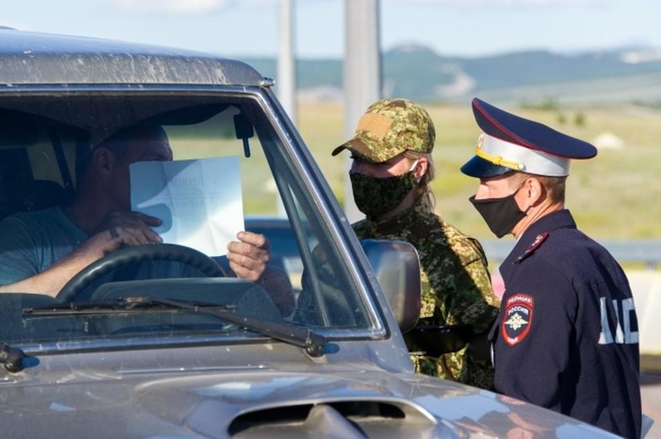 На Крымском мосту необходим пункт проверки общественного транспорта.