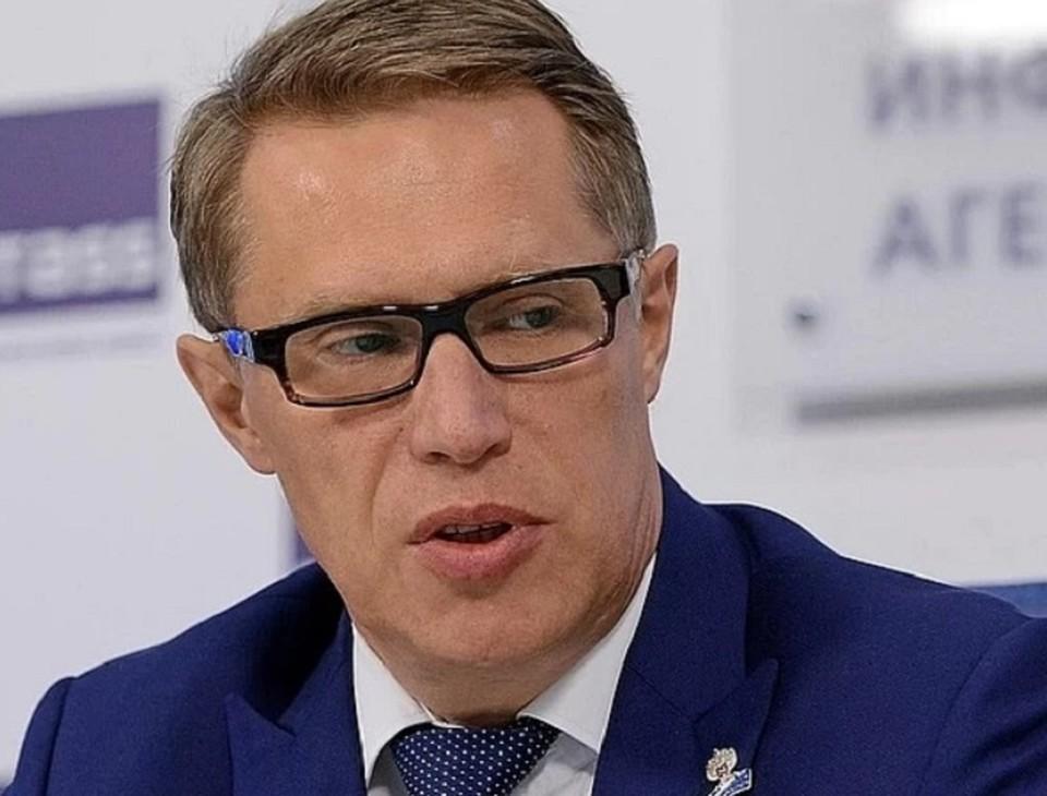 Глава Минздрава Михаил Мурашко. Фото: Николай Галкин, ТАСС