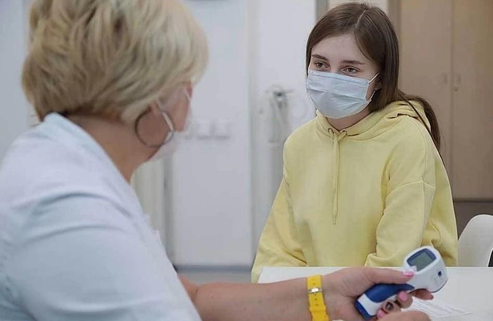 С начала эпидемии в регионе зарегистрировано 6159 случаев COVID-19.