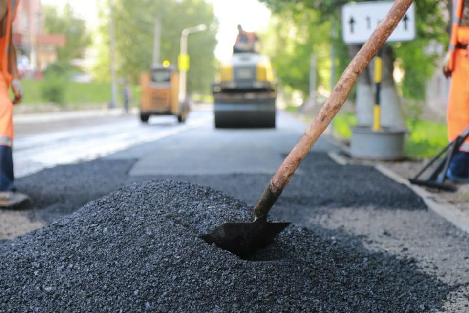 Ямы на дорогах в Ярославле залатают за 28 миллионов рублей
