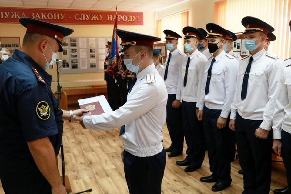 Фото: пресс-служба УФСИН России по Брянской области.