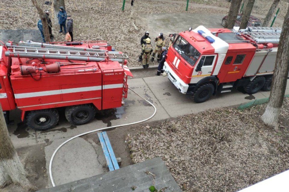 В Ростовской области двухлетний малыш сгорел в машине