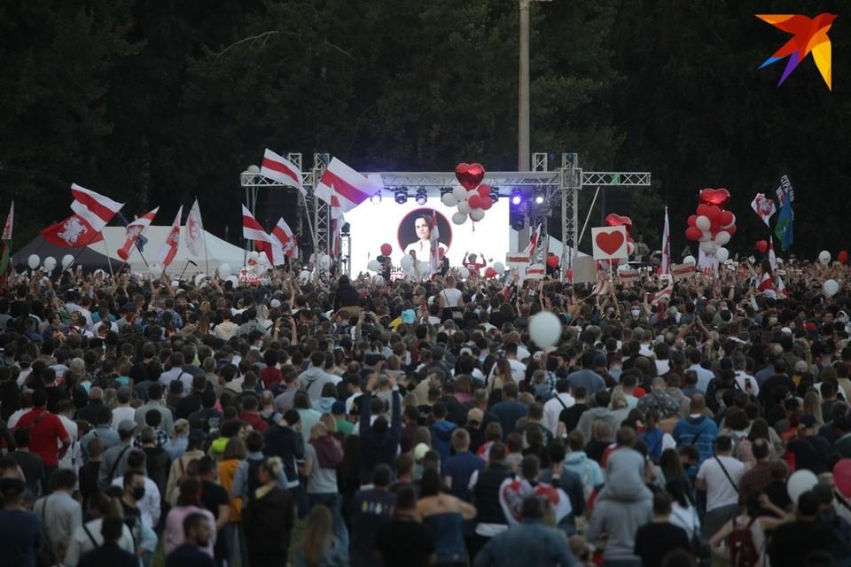 Мингорисполком ответил на жалобу штаба Тихановской