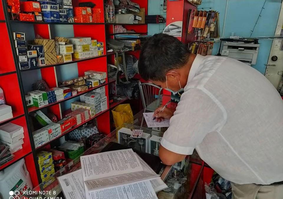 С момента введения временного режима работы инспекторы СЭИ составили 289 протоколов.