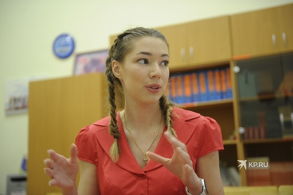 Софья Распутина углубленно изучала английский с седьмого класса