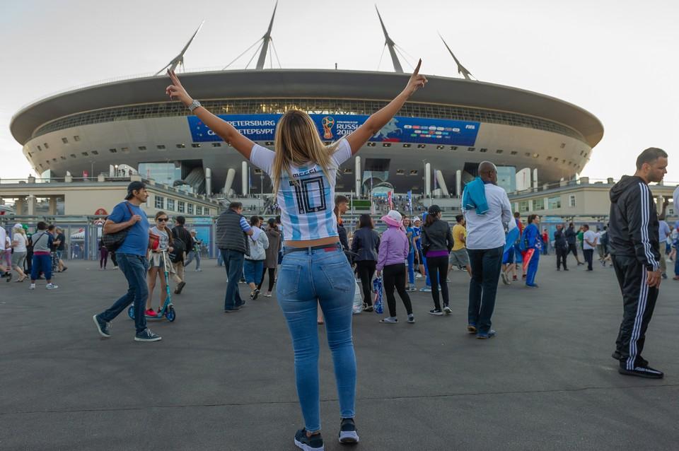 Вслед за ЧМ-2018, стадион на Крестовском острове примет Чемпионат Европы и финал Лиги чемпионов.