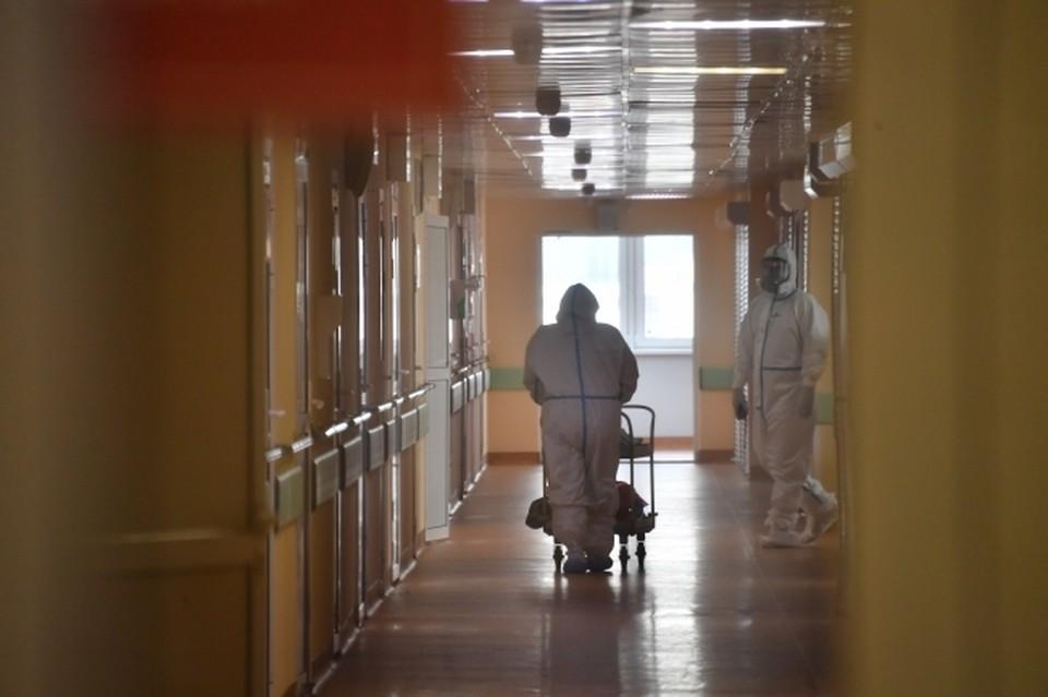 В Крыму зарегистрировали 27 новых случаев коронавирусной инфекции.