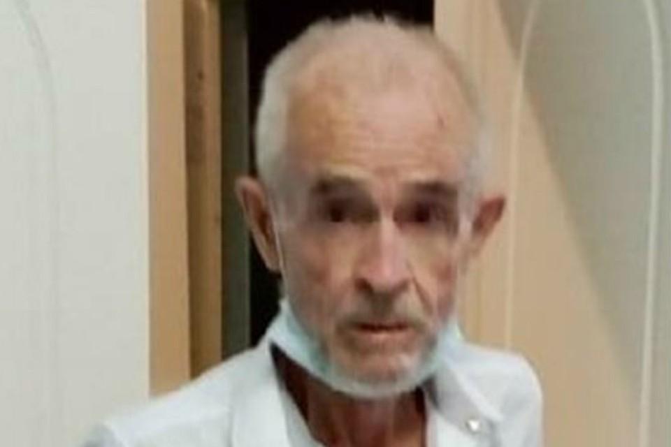 В Ростове ищут родственников потерявшего память пенсионера