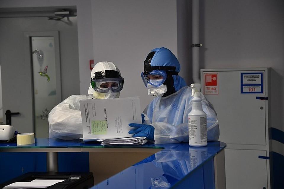 За сутки в Москве выявлены 689 новых заразившихся коронавирусом