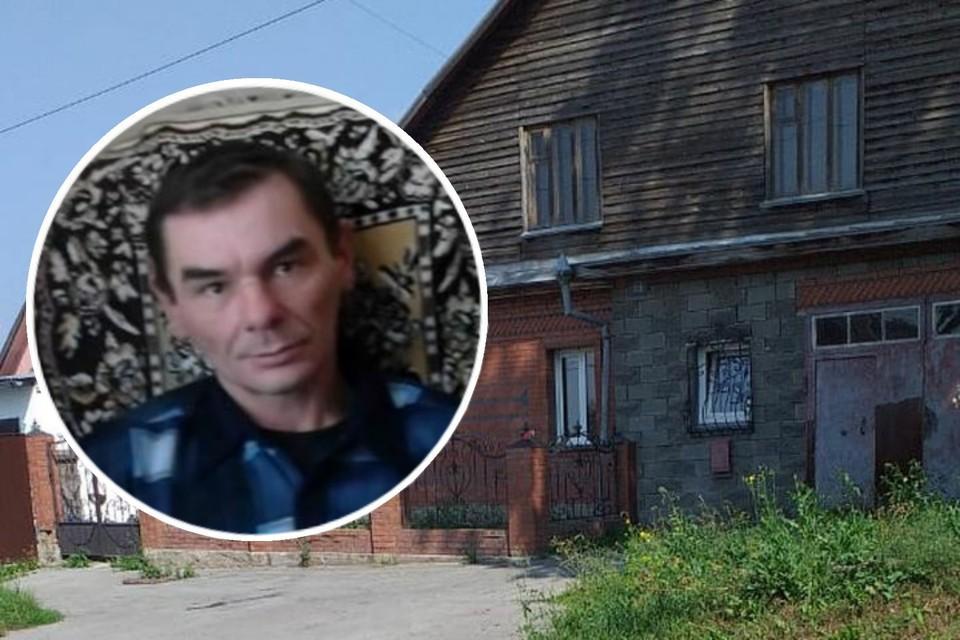 Тот самый дом, в котором Олега держали 10 дней. Фото: личный архив.