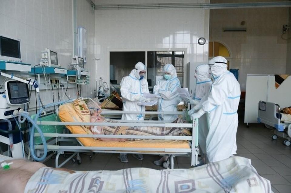 Всего в Приморье сначала эпидемия COVID-19 умерло 94 человека