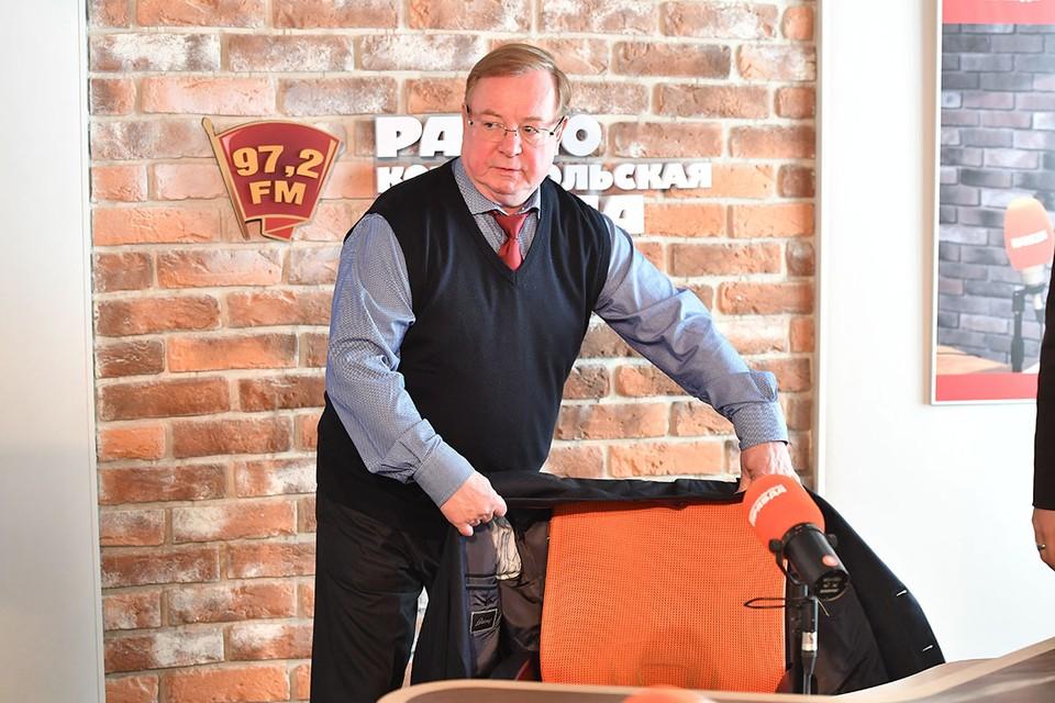 О первых матчах мы поговорили с членом совета директоров ФК «Динамо» Сергеем Степашиным
