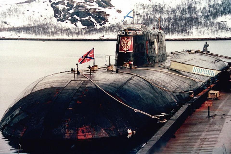 20 лет назад затонула АПЛ «Курск»