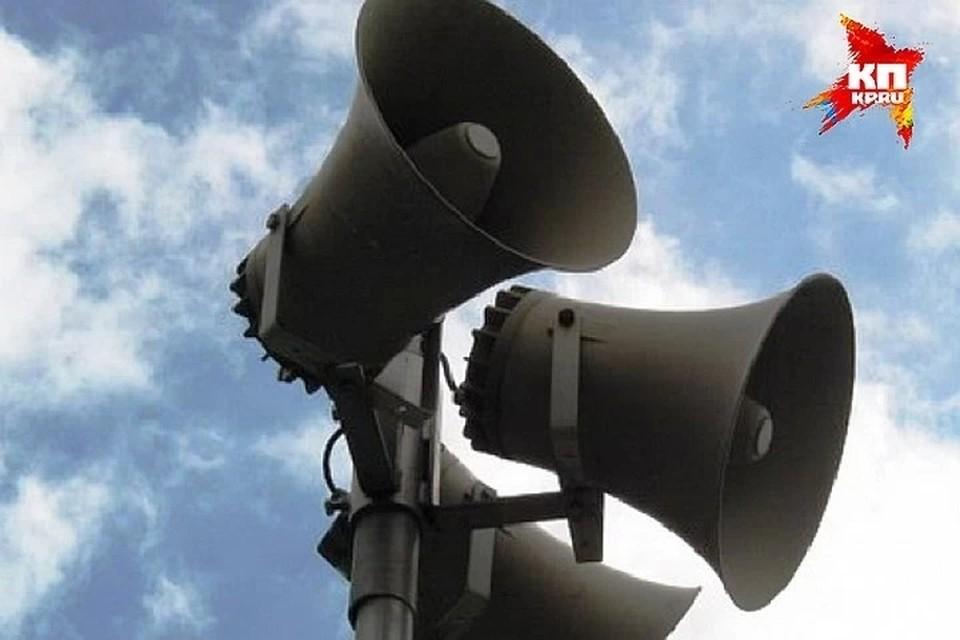 Вой сирены будет слышен во всех населенных пунктах Республики. Фото: Архив КП в Ижевске
