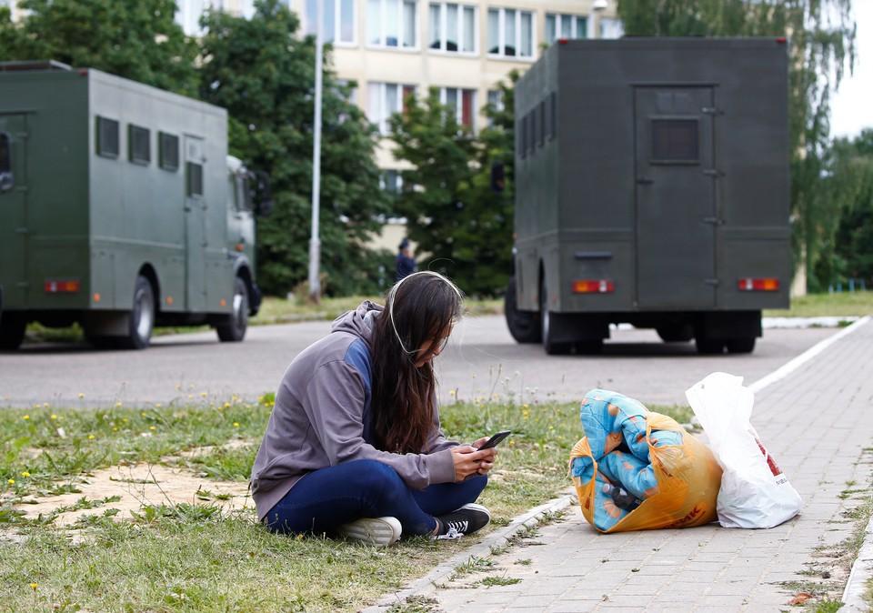 В Минске вновь заработал Интернет