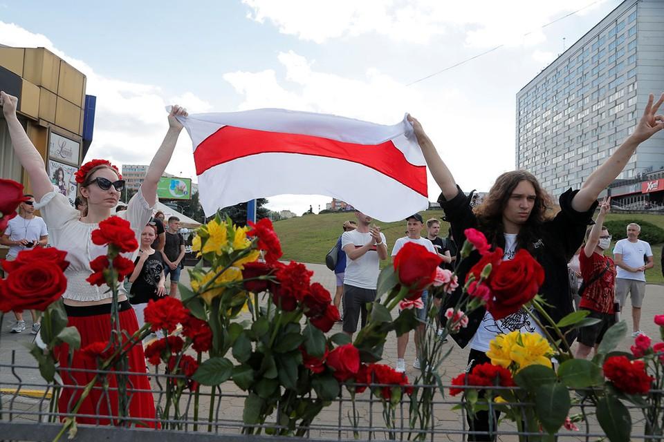 То что происходит в Белоруссии - момент истины для сегодняшней России.
