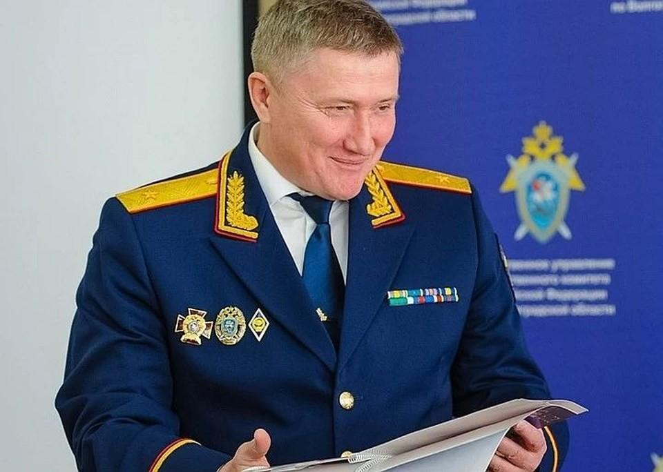 За 2019-й год Семенов заработал почти 7,3 миллиона рублей. Фото СУ СК по Волгоградской области.