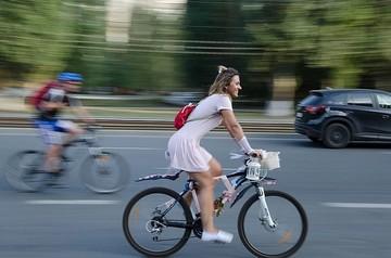 Эксперты объяснили, почему россияне не готовы пересаживаться на велосипеды