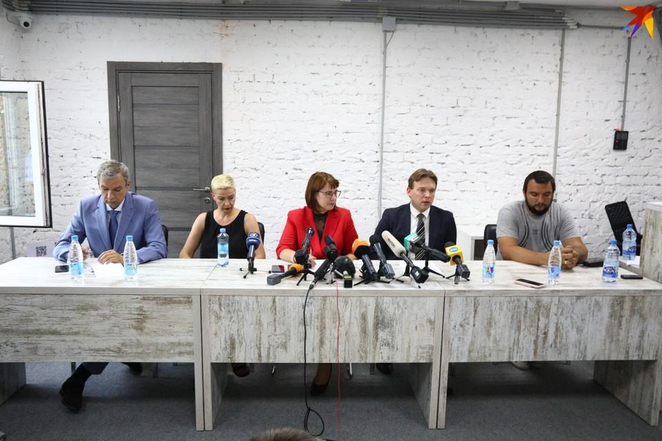 Первое заседание Координационного совета прошло в Минске.