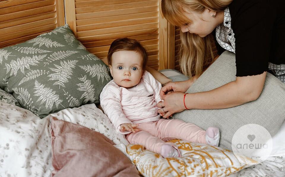 Фото: Благотворительный фонд помощи нуждающимся «Алёша»