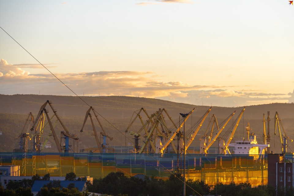 Участвуй в квесте Мурманского морского торгового порта и «КП» - выигрывай призы!
