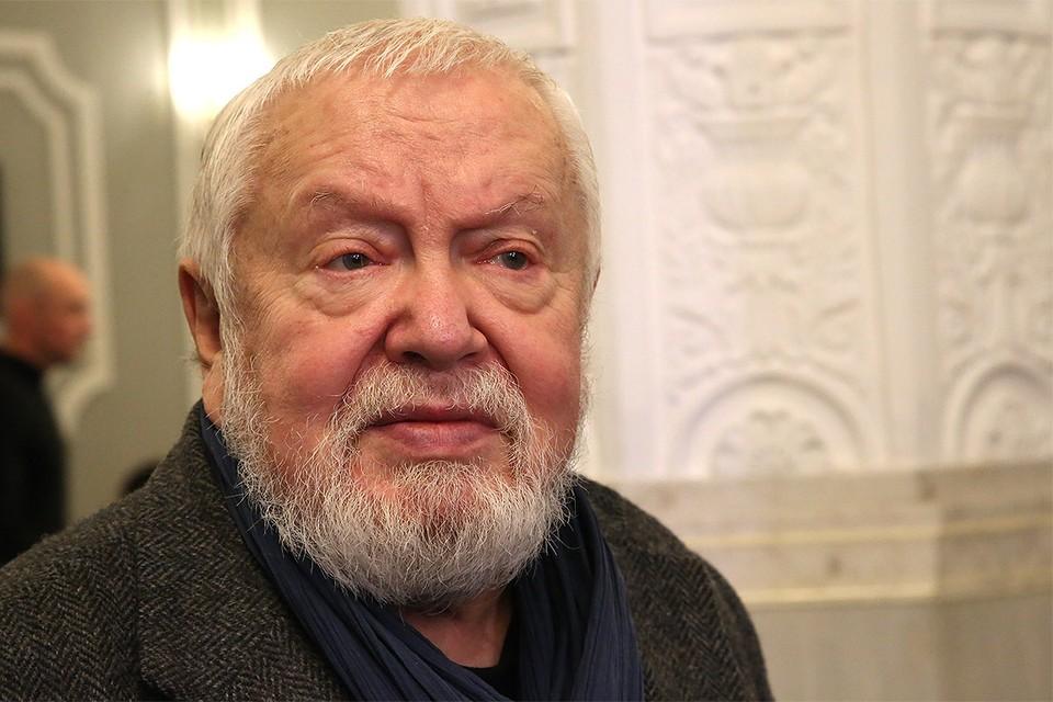 Кинорежиссер Сергей Соловьев.