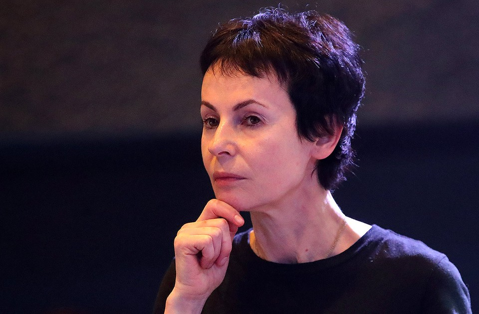 Ирина Апексимова. Фото: Сергей Карпухин/ТАСС