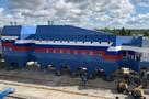 Строительство нового зимовочного комплекса антарктической станции «Восток» завершено