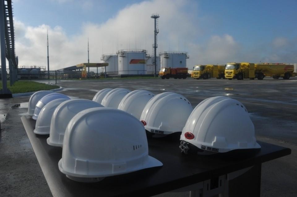 На юге Мурманской области перевооружат нефтебазу.