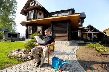 Сколько стоит построить загородный дом или дачу