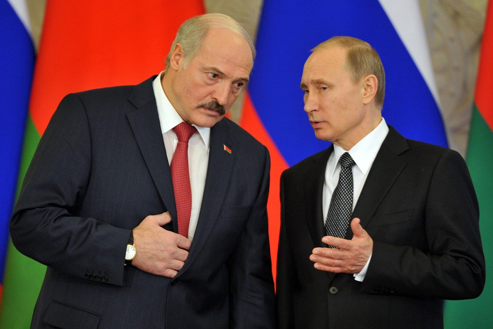 В воскресенье утром инициатором разговора стал Путин, который поздравил белорусского коллегу с днем рождения