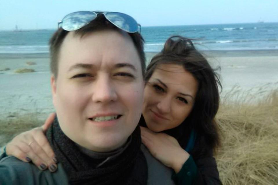 В 2015 году вес Дмитрия был за 100 кг. Рядом с хрупкой Татьяной он был похож на медвежонка.