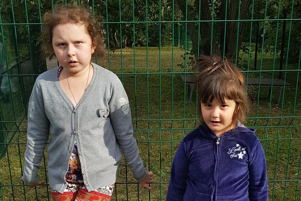 Надя и Милана теперь подружки — они попали в одну больницу.