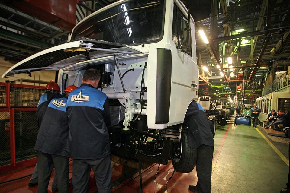 50-70% импорта и экспорта Беларуси – это Россия. Фото ТАСС/ Вадим Рымаков
