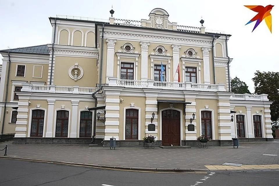 Купаловский театр пережил непростой август 2020-го...