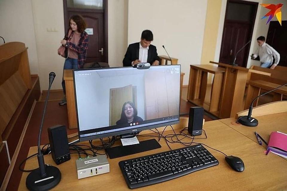 Журналистку «КП-Беларусь» Марию Элешевич обвиняют в призыве продолжать шествие
