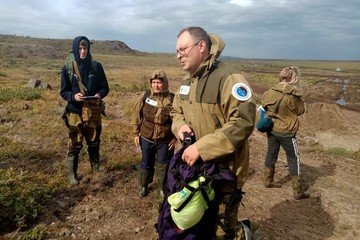 Большая норильская экспедиция завершила работу на Таймыре