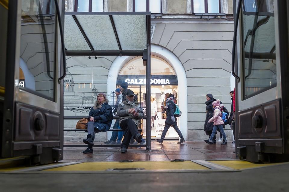 Санкт-Петербург переходит на «интеллектуальные остановки».