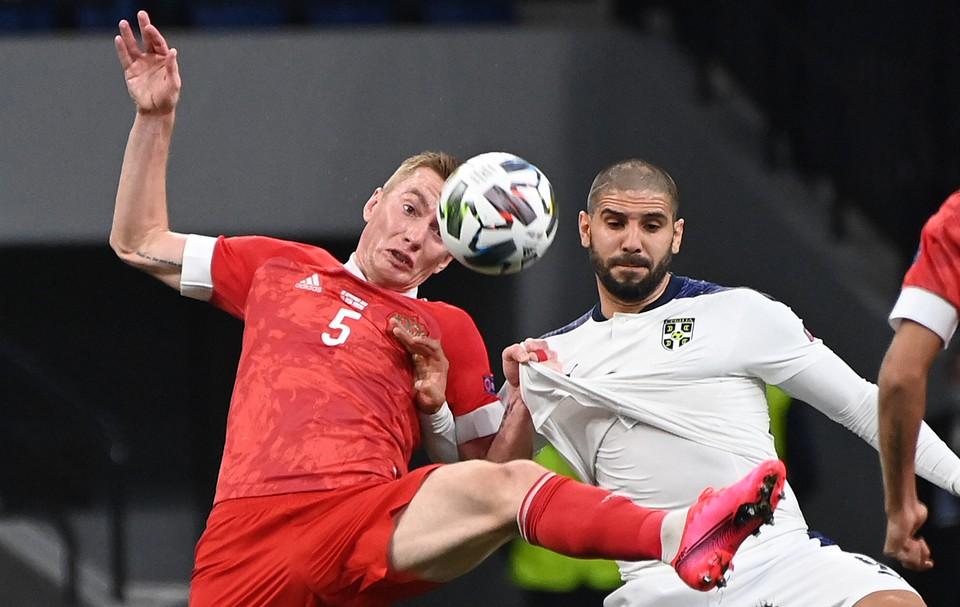 Команда Черчесова в рамках первого тура Лиги Наций разобралась со сборной Сербии - 3:1